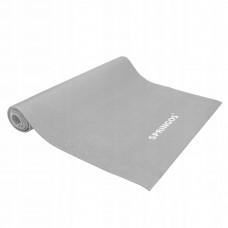 Коврик для йоги та фітнесу Springos 4 мм Grey, код: YG0037