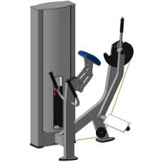 Тренажер для сіднічних м'язів (радіальній) Xline, код: X131
