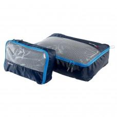 Чохол для одягу Caribee Packing Cubes Navy 2 шт, код: 927781