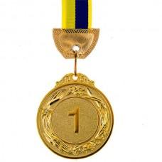 Медаль наградная PlayGame 60 мм, код: 351-1