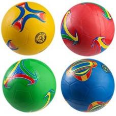 Мяч футбольный PlayGame резиновый №5, код: R5/866-2-WS