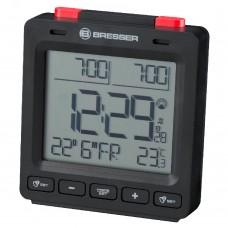 Годинники настільні Bresser MyTime Easy II RC Black (8010061CM3000), код: 928632-SVA