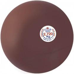 Мяч тренировочный Polanik Trial Super Soft 2,72 кг, код: VDL27