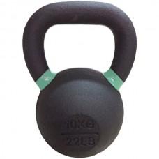 Чугунная гиря Rising Premium Kettelebell 10 кг, код: DB2184-10