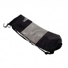 Чохол-сумка для килимка FitGo чорний 660х250 мм, код: 839/2-WS
