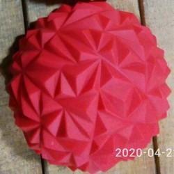 Балансувальна півсфера Риф червоний, код: 5180-6RD