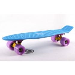 Скейтборд пластиковий PLAYBABY Penny Original Fish 22in, код: SK-401-36
