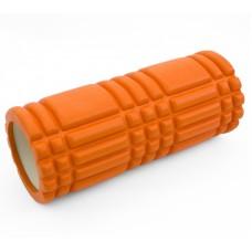 Масажний ролик Sportcraft 330 x 140 мм помаранчевий, код: ES0037