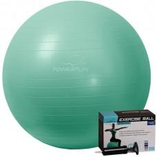 Мяч для фитнеса PowerPlay 650 мм Mint, код: PP_4001_65_Mint