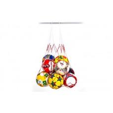 Сетка для мячей PlayGame 12 шт, код: C-3959
