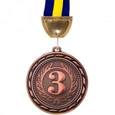 Медаль наградная PlayGame 70 мм, код: 350-3