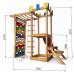 Дитячий ігровий комплекс для будинку PLAYBABY Babyland 2300х750х2100 мм, код: Babyland-14