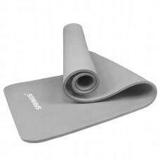 Коврик для йоги и фитнеса Springos Light Grey, код: YG0041