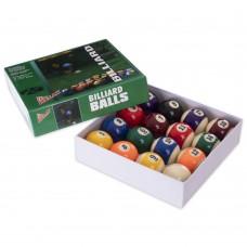 Кулі для більярду PlayGame 16 куль d = 57мм, код: KS-2799-S52
