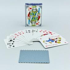 Игральные карты PlayGame с ламинированным покрытием, код: 9899-S52