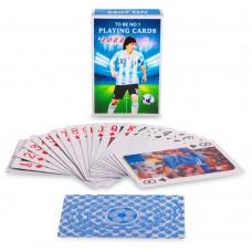 Игральные карты PlayGame с ламинированным покрытием, код: IG-2020-S52