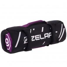 Сумка для кроссфита Modern Sandbag, фиолетовый-черный, код: FI-2627-S-S52