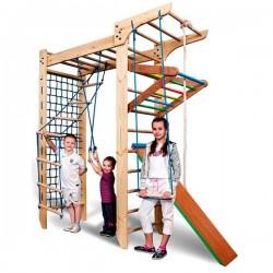 Шведская стенка PLAYBABY (Kinder), код: SB-K5-220