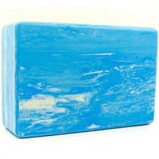 Блок для йоги FitGo 230х155х75 мм, код: FI-5164