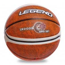 М'яч гумовий баскетбольний PlayGame Legend, код: BA-1912