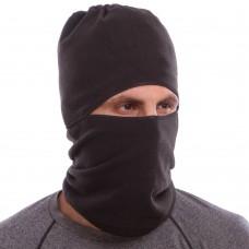 Балаклава, шапка, шарф 3в1 Tactical черный, код: MS-5627