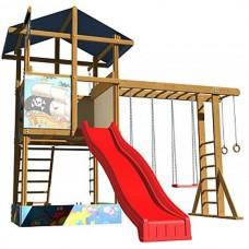 Детский игровой комплекс PlayBaby (Запорожье), код: PBS14