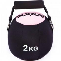 Гиря CrossGym 2 кг, код: 80398-2