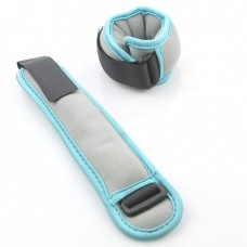Утяжелители FitGo синий 2х0,25 кг, код: 87223-250-BL-WS