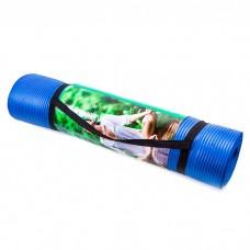 Коврик для фитнеса FitGo 10 мм, код: 5415-16DB