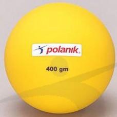 Ядро тренировочное Polanik Elementry 0,4 кг, код: PES-400