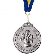 Медаль наградная PlayGame 65 мм, код: 354-2