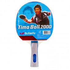Ракетка для настольного тенниса Butterfly TimoBall 2000, код: B-TB2000
