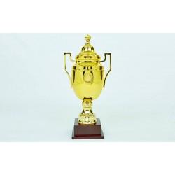 Кубок спортивний з ручками і кришкою PlayGame Greek 52 см, код: C-1314C