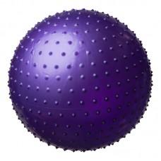 Мяч для фитнесса массажный FitGo 650 мм, код: 5415-2V