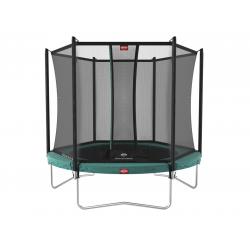 Батут Berg Favorit Regular 330 Green + Safety Net Comfort, код: 35.11.37.00-S