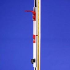 Стойки для прыжков в высоту Polanik (школьные), код: STW-03/T