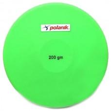 Диск тренировочный Polanik Elementry 200 гр, код: PED-200