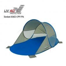Палатка пляжная High Peak Calvia 40 Blue/Grey, код: 926282