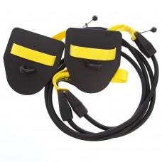 Тренувальна система з лопатками для тренування гребка MadWave Trainer Dry опір 2,2-6,3 кг, код: M077103200W-S52