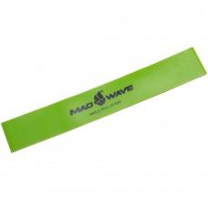 Тренажер для плавання MadWave Ankle Pull Strap 250х40х1,9 мм, зелений, код: M077603010W-S52