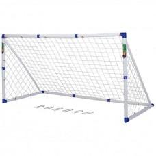 Ворота футбольные OutdoorPlay 2440х1300 мм., код: JS-250A