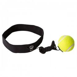 Эспандер тренажер на голову CrossGym Fight Ball, код: 87050A-WS