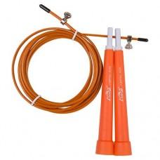 Скакалка для кроссфита Cima 3м, оранжевая, код: PVC-4/R-WS