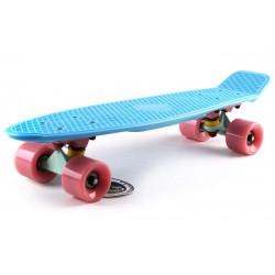 Скейтборд пластиковий PLAYBABY Penny Original Fish 22in, код: SK-401-6