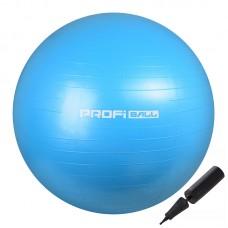 Мяч для фитнеса Profi 55 см Sky Blue, код: M-0275-2