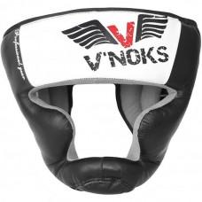Боксерский шлем V`noks Aria White, код: RX-40220