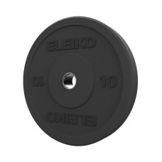 Диск амортизуючий Eleiko XF 10 кг чорний, код: 3085125-10