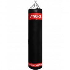 Боксерский мешок V`noks Inizio Black 1200 мм, 40-50 кг, код: RX-60094