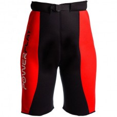 Шорты для похудения PowerPlay Red/Black S-XL, код: PP_4304_Black/Red