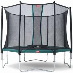 Батут Berg Favorit Green 3800 мм + сетка Comfort, код: 35.12.01.02